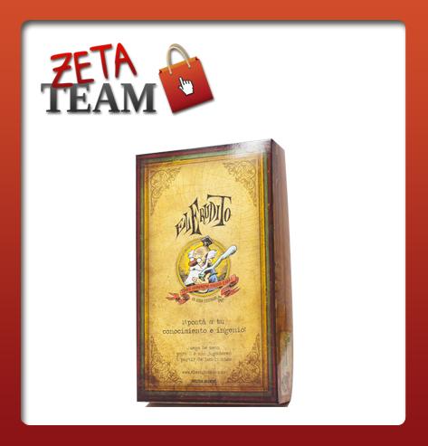 Tienda Zeta Team (Electro Y Tecnología):        El Erudito Apostá A Tu Conocimiento E Ingenio! Más De 15 Años