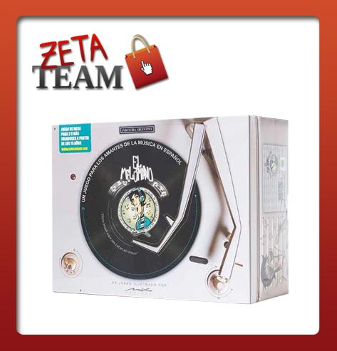 Tienda Zeta Team (Electro Y Tecnología):        El Melomano Juego Para Los Amantes De La Musica En Español