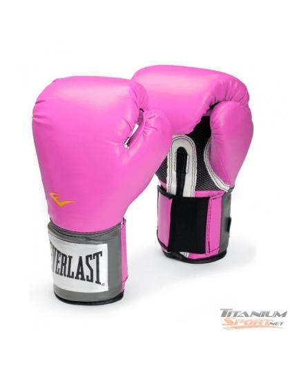 Titanium Sport (Deportes Y Fitness):        Guantes De Entrenamiento Pro Style 12oz   Rosa