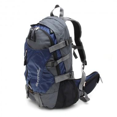 Top 3 Complementos (Carteras Y Bolsos):        Mochila Trekking Gremond Azul 30 Litros