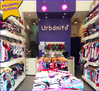 Urbanito (Indumentaria De Bebes):        Local Queen