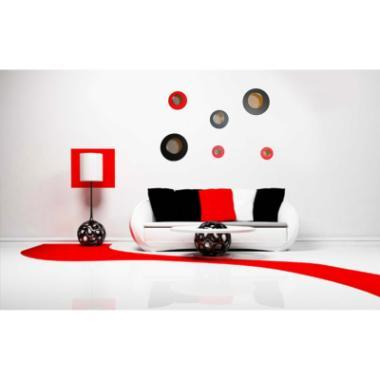 Utopies Cuadros & Objetos (Decoración, Bazar & Hogar):        Combo Espejos Circulares Redondos Y Cuadrados Minimalistas