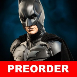 Valkyrie Collectibles (Jugueterias):        Batman The Dark Knight Busto