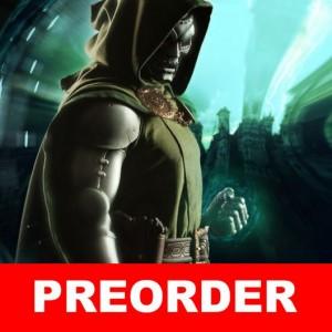 Valkyrie Collectibles (Jugueterias):        Dr. Doom Premium Format