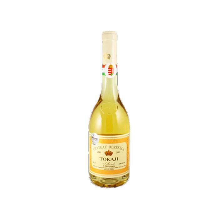 Vinoteca Ligier (Vinos Y Bebidas):        Chateau Dereszla Tokaji Aszu 5 Puttonyos 500 Cc