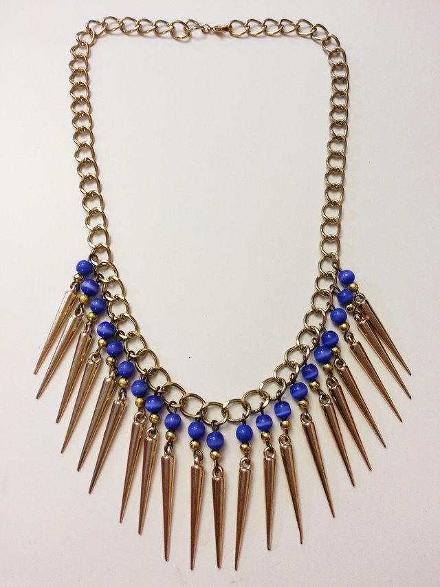 Vuppia Accesorios (Accesorios De Moda Y Bijou):        Collar Puas Y Perlas Varios Colores