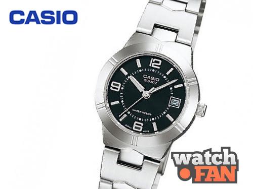 Watch Fan (Relojes):        Reloj Casio Ltp12141d1a 100 Acero Inoxidable  30m Water Resistant  Dimensiones  Diametro 33mm  Espesor 86mm  Peso 51 Gramos   Garantia Oficial Casio Argentina 1 Año
