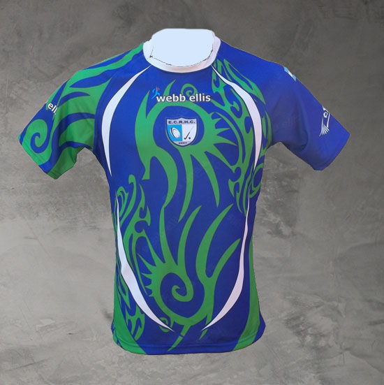 Webb Ellis Shop (Deportes Y Fitness):        Camiseta De Rugby Calafate Rc