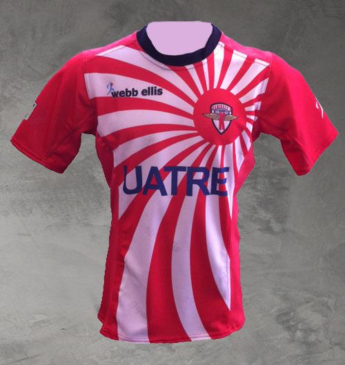 Webb Ellis Shop (Deportes Y Fitness):        Camiseta De Rugby Kamikaze