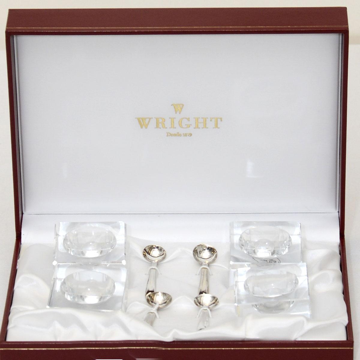 Wright | Bazar Inglés (Decoración, Bazar & Hogar):        Salero