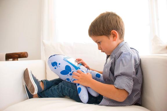 Yeah Toys (Jugueterias):        Appy Noa Pulpo Azul