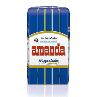 Yerba Amanda (Comidas Y Alimentos):        Yerba Mate Amanda Despalada