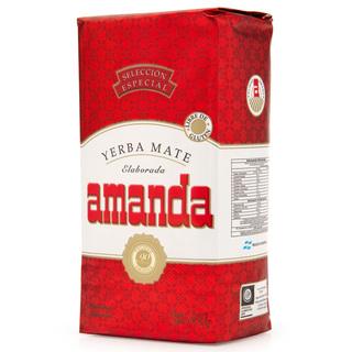 Yerba Amanda (Comidas Y Alimentos):        Yerba Mate Amanda SelecciÓn Especial