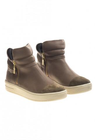 Zapatos Viamo (Calzado):        Botin Cristy Vison