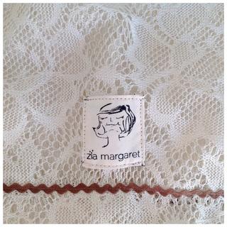 Zia Margaret (Indumentaria):        Bolsa